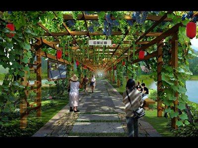 羊角山森林生态博览园之湿地05