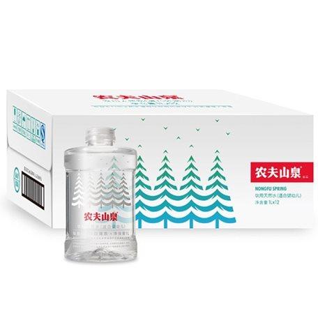 农夫山泉1L*12瓶一箱