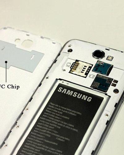 NFC铁氧体吸材料