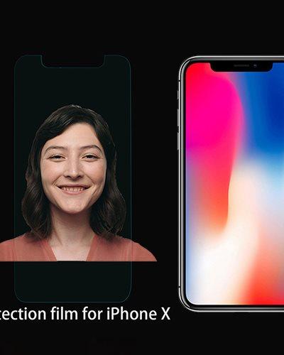 TDX® X10保护膜适用iPhone X机型
