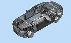 汽车动力系统