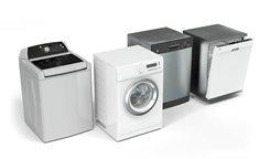洗衣机、洗碗机胶带的解决方案