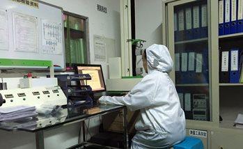 产品检验测试区