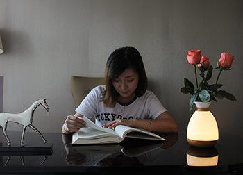 Introduction of light source principle of LED desk lamp