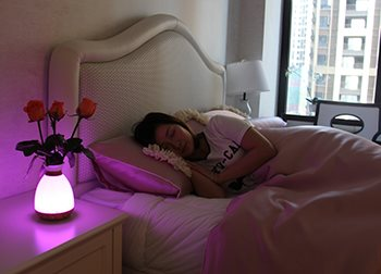 How to choose the bedroom bedside lamp?