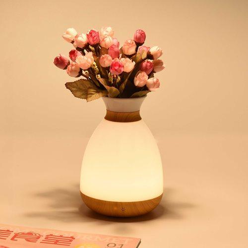 智能语音花瓶灯