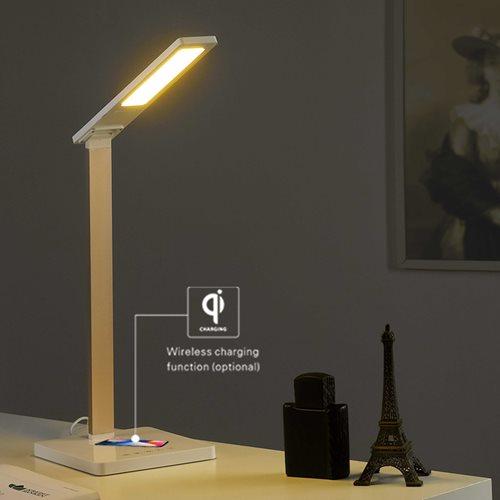 X9A无线充护眼台灯