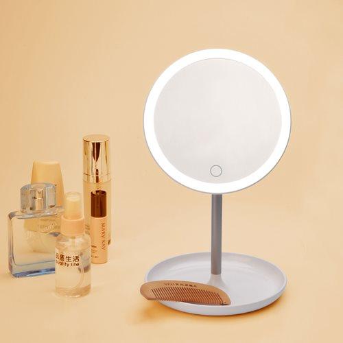 化妆镜台灯