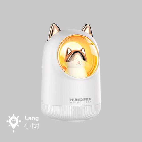 猫咪加湿器