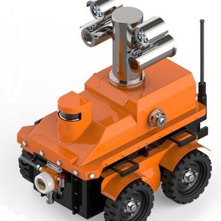 XUA-AOS600-X1   防爆一体化摄像机(消防  电力  危品码头)